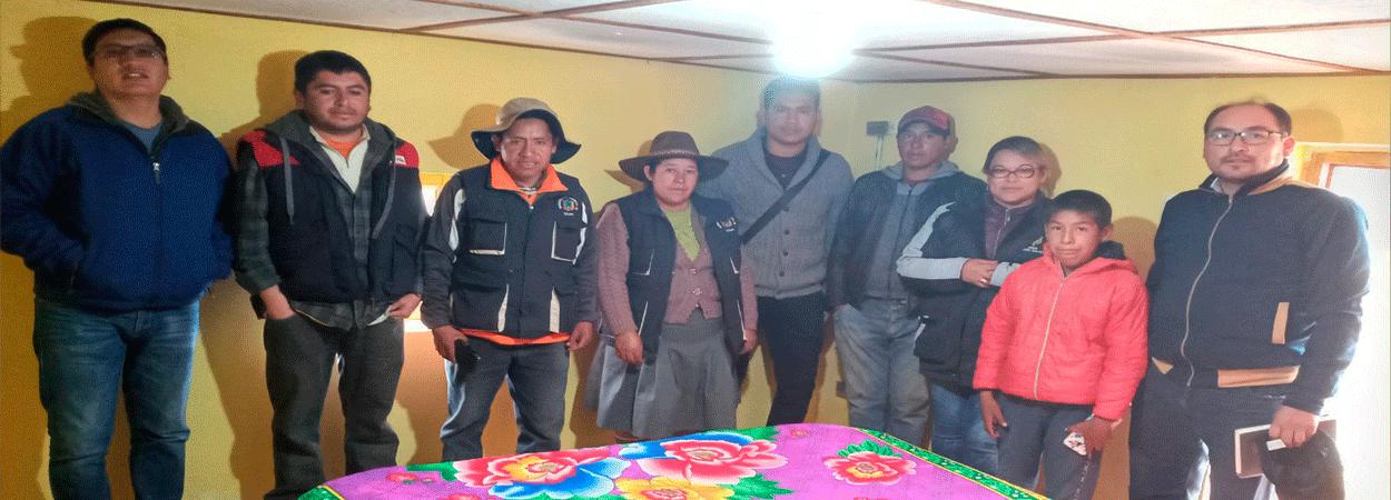 Cusco: FONCODES y municipalidad de Ccapi, entregan casitas calientes