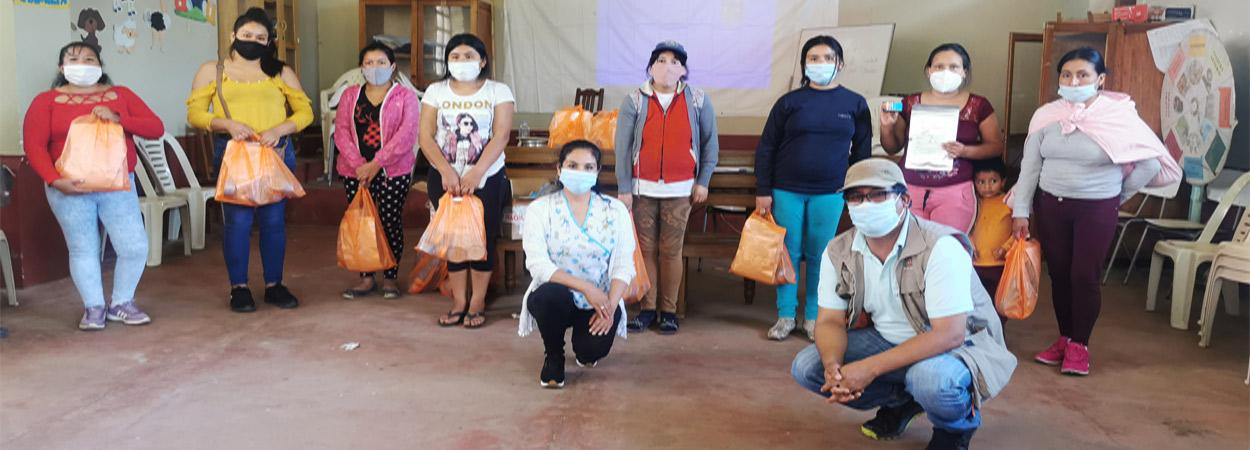 Cusco: Santa Teresa Unidos contra la Anemia