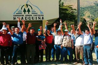 C.A.C Huadquiña Ltda. 109 Cumplio 56 años de vida institucional.
