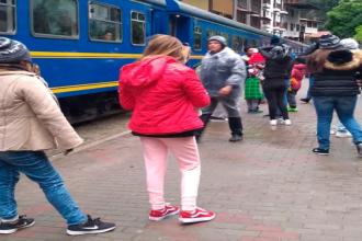 Cusco: Se restablece el pase de ferrocarriles hacia la zona de Hidroeléctrica