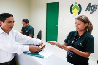 Agrobanco reprogramará créditos de clientes ante emergencia sanitaria