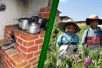Cusco: FONCODES impulsa con éxito promoción de viviendas saludables y negocios rurales