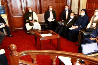 Parlamentarios de Frepap solicita medidas económicas para la subsistencia de pequeños agricultores.